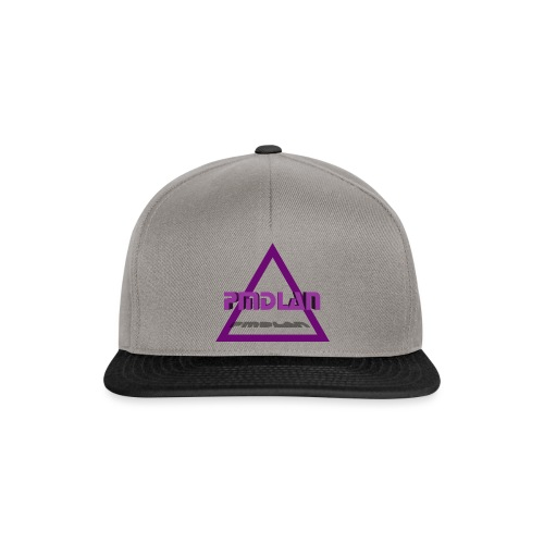 PMD Featuring Cool Triangle - Snapback Cap