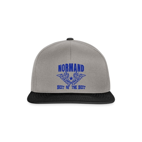 normand breton best of the best - Casquette snapback