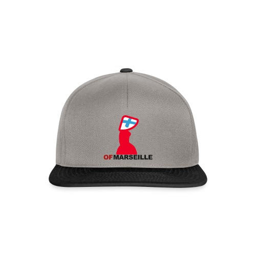 ofmarseille - Casquette snapback