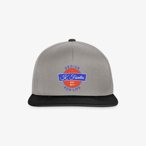 Fuentes Logo - Snapback Cap