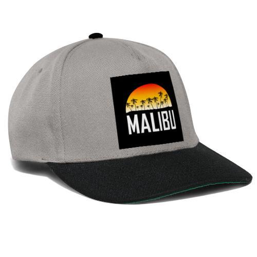 Malibu Nights - Snapback Cap
