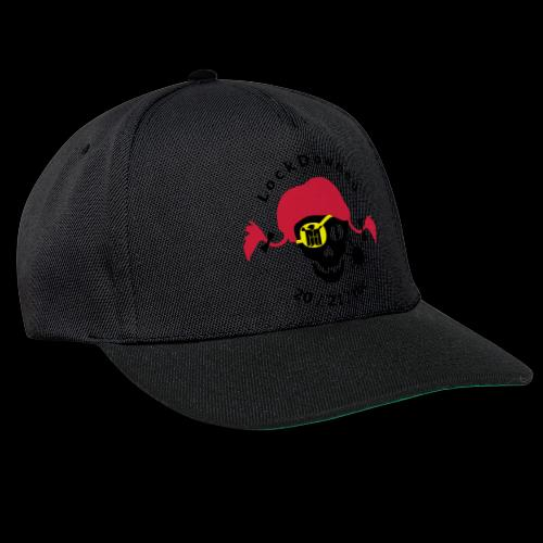 LockDowned - Snapback Cap