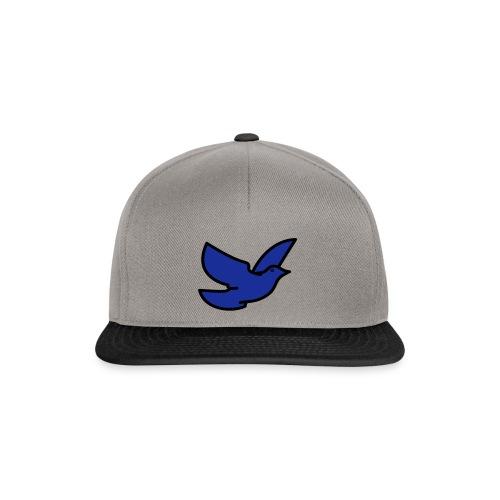 blue bird - Snapback Cap