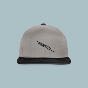 Minetace-png - Snapback cap