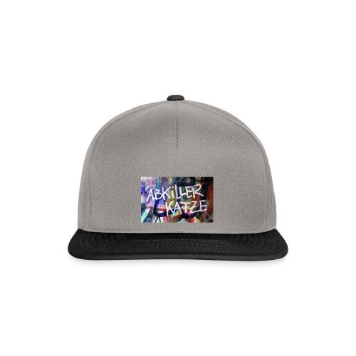 Abkiller Katze - Snapback Cap