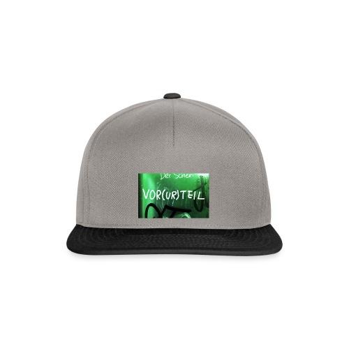 Vorurteil - Snapback Cap