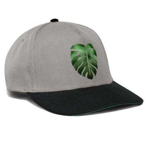 Foglia dalla Natura - Snapback Cap