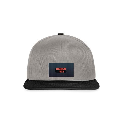 20170910 194536 - Snapback Cap
