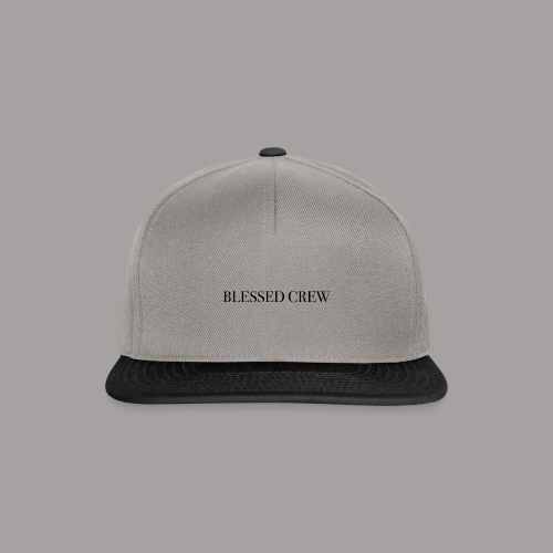 Blessed Logo - Snapback Cap