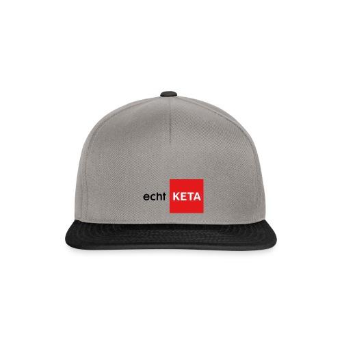 echt KETA - Snapback cap
