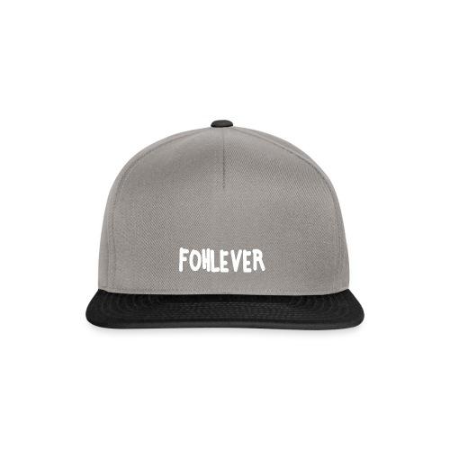 FOHLEVER white - Snapback Cap