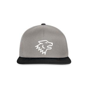 Nitch Wolf Logo - Snapback cap