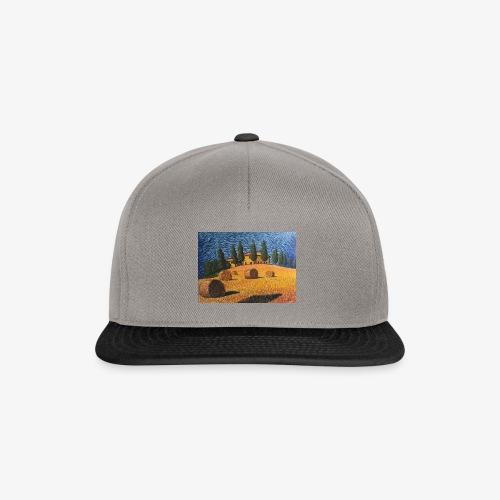 tuscany - Snapback Cap