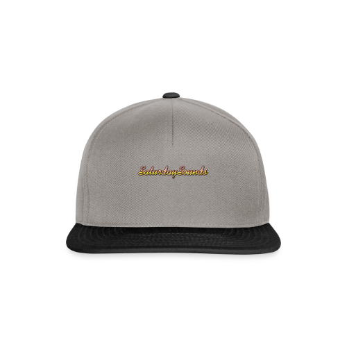 SaturdaySounds Hoes voor lPhone 5/5s. - Snapback cap