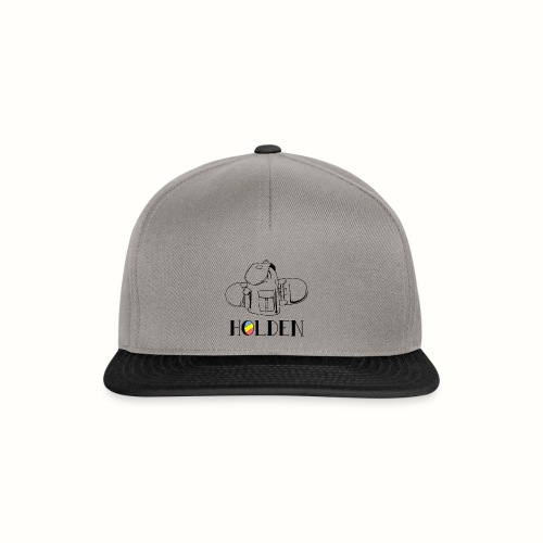 Adventure backpack - Casquette snapback