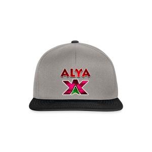 ALYA LOGO LONG - Snapback-caps