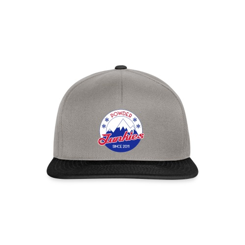 PJ logo pieni - Snapback Cap