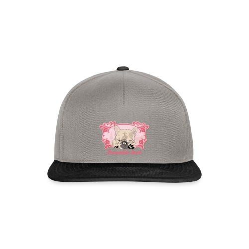 FRENCHIE LOVE - Snapback Cap