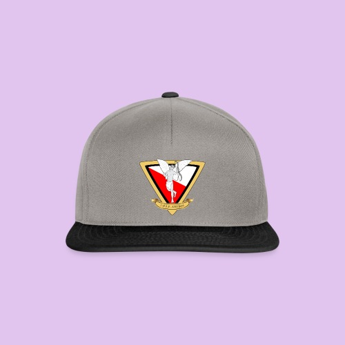 Anteros Logo - Snapback cap