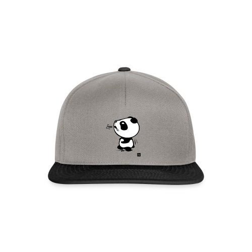 Panda run - Casquette snapback