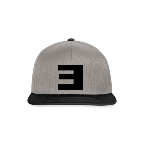 E-Cap - Snapback Cap