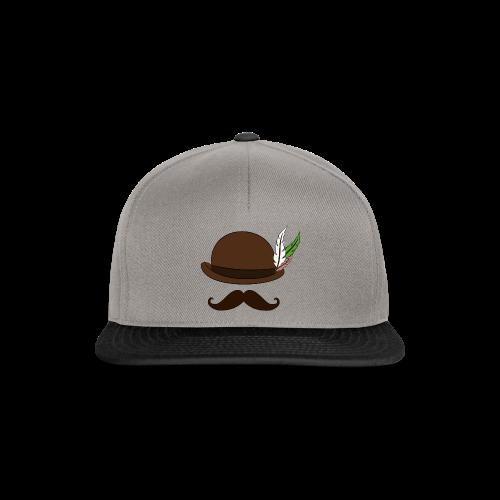 Captain's Logo - Snapback Cap