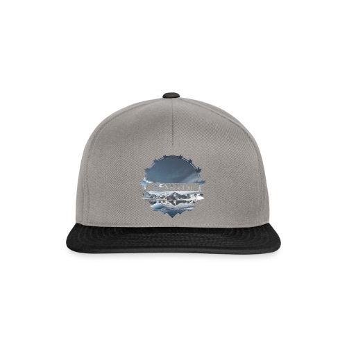 Arcanum Winter Edition - Snapback Cap