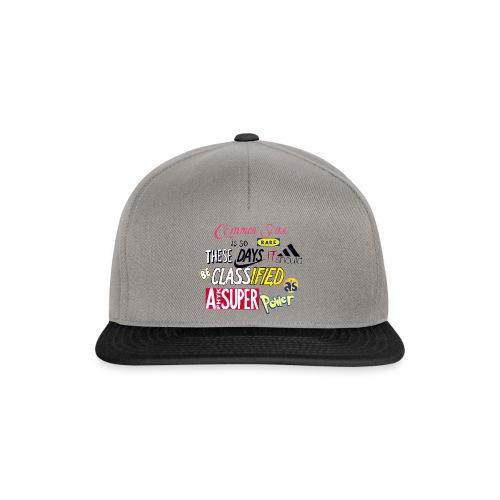 PHYK-logoja - Snapback Cap