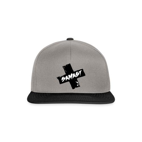 SAMAST Merchandise Bandlogo - Snapback Cap