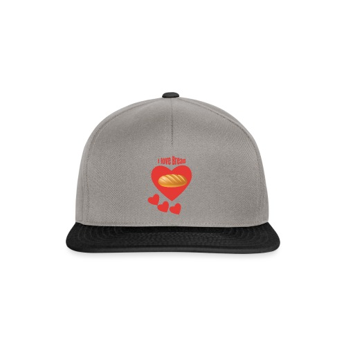 Amo il pane - Snapback Cap