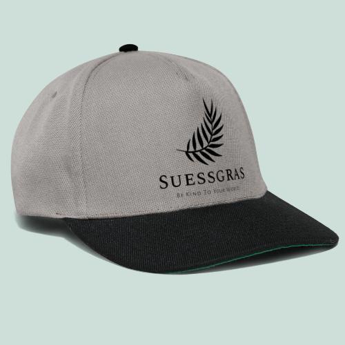 SUESSGRAS BLACK LEAF - Snapback Cap