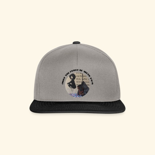 May the Force be with You - Casquette snapback