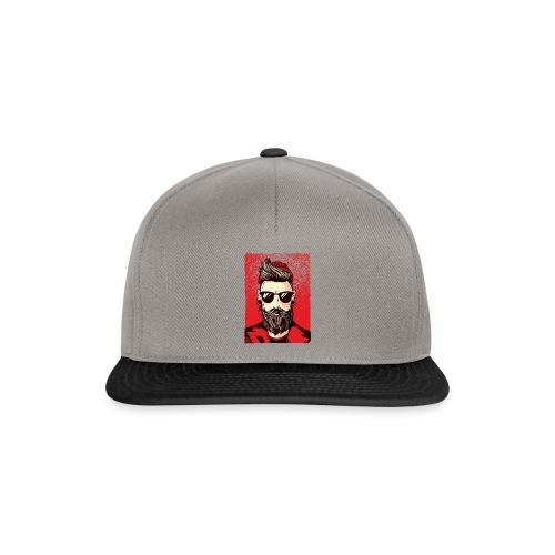 HipsterMan - Snapback Cap