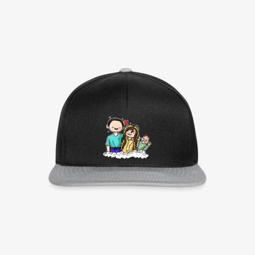 *Limited Edition* Esmee ❤️ Teun (Boze vader) - Snapback cap