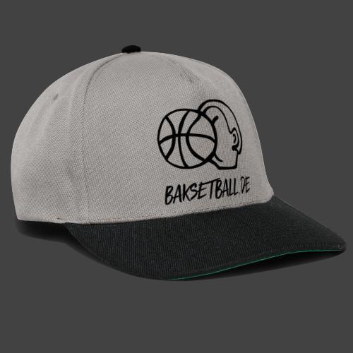 BAKSETBALL LOGO - Snapback Cap