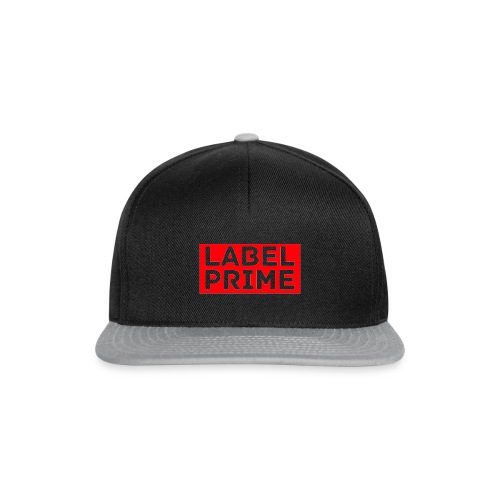 LABEL - Prime Design - Snapback Cap