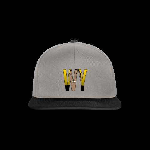 WaaromYannick Regular T-Shirt - WY - Snapback cap