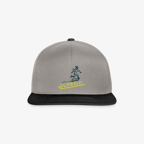 Supbrid muss los - Snapback Cap