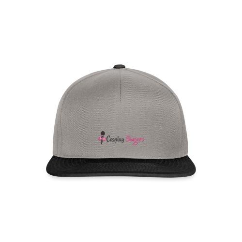 Logo Cosplay Singers - Snapback Cap