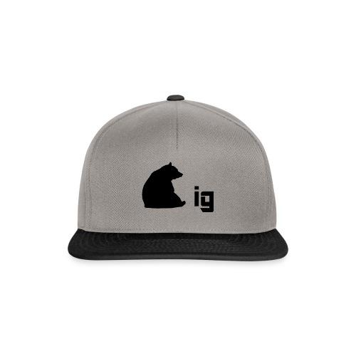 Bärig - Snapback Cap