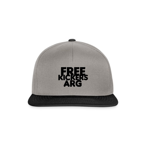 T SHIRT FREEKICKERSARG - Gorra Snapback