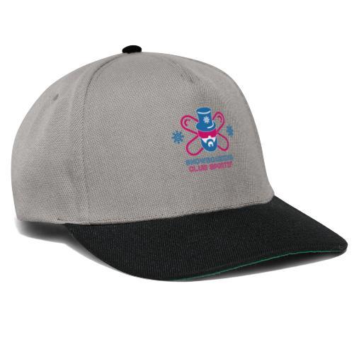 Logo snow 1 3x - Casquette snapback