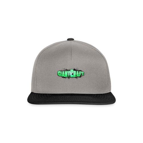 Badge - GiantCraft - Snapback Cap