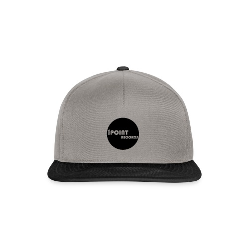1PointRecords Logo1 ForSh - Snapback Cap