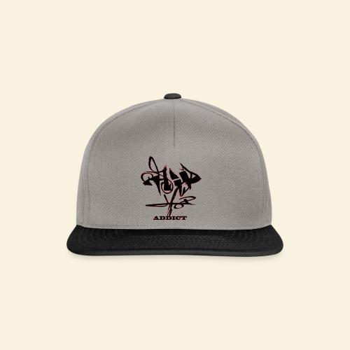 hip hop addict - Casquette snapback