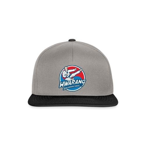 hwarang logo - Snapback Cap