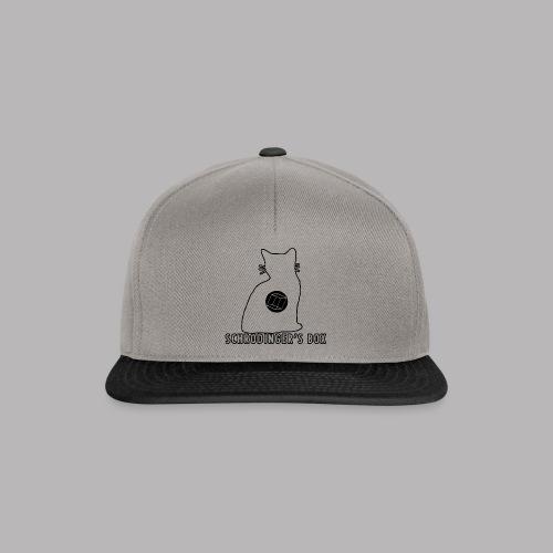 Schrodinger's Box - Snapback Cap