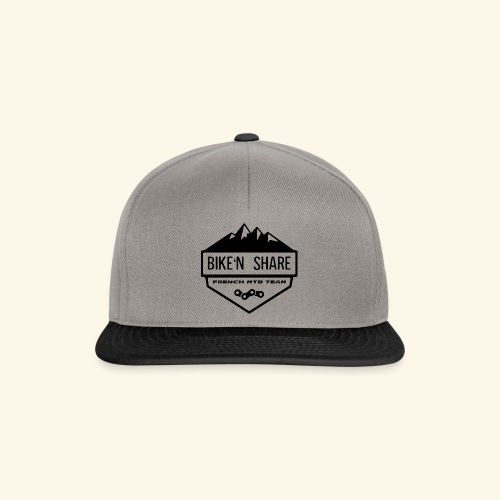 Logo BNS - Casquette snapback
