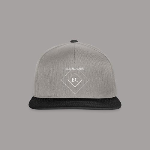 Blessed White - Snapback Cap
