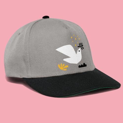 Taube // Peace - Snapback Cap